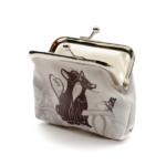 Kép 3/4 - Mini pénztárca szerelmes Carmani cicákkal