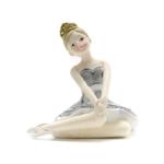 Kép 2/3 - Térdét érintő balerina