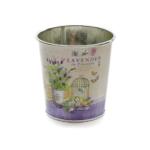 """Kép 2/4 - """"Lavender"""" mini kaspók tálcán"""