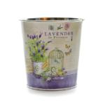 """Kép 3/4 - """"Lavender"""" mini kaspók tálcán"""