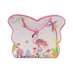Kép 2/4 - Pillangós kartondoboz iskolásoknak