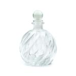 Kép 1/2 - Ferdén csíkozott parfümös üveg