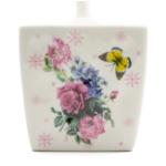 Kép 2/3 - Virágos-pillangós WC-kefe tartó