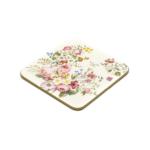 Kép 2/4 - Rózsás csendélet parafa poháralátét