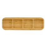 Kép 2/3 - Bambusz kínáló tálka