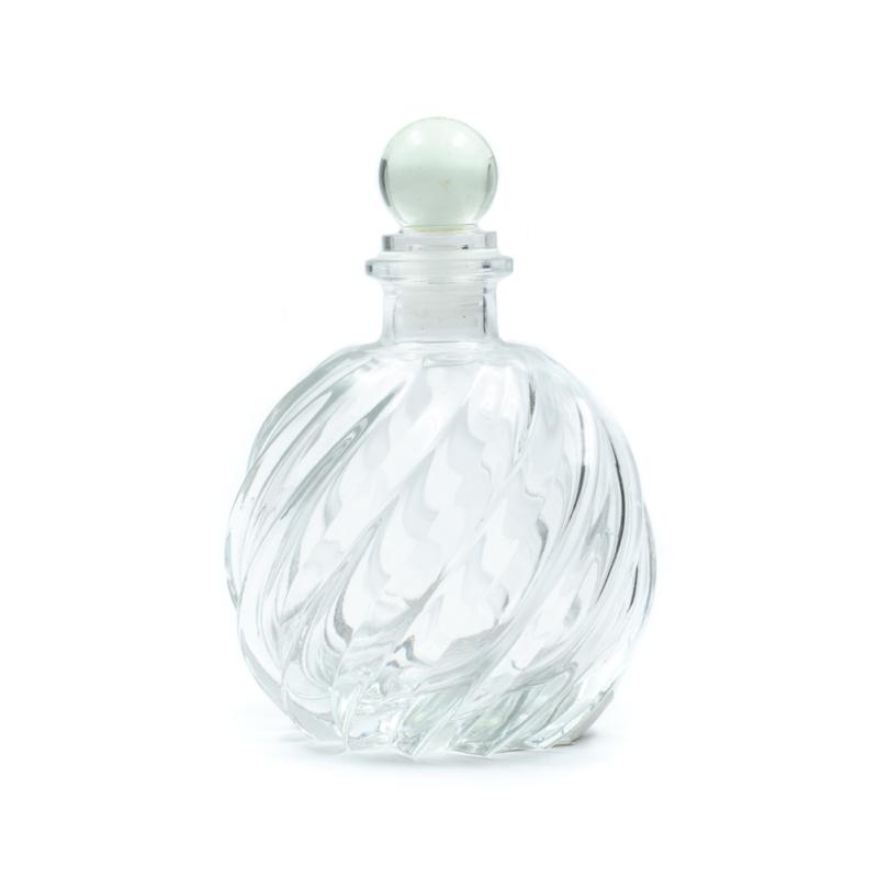 Ferdén csíkozott parfümös üveg