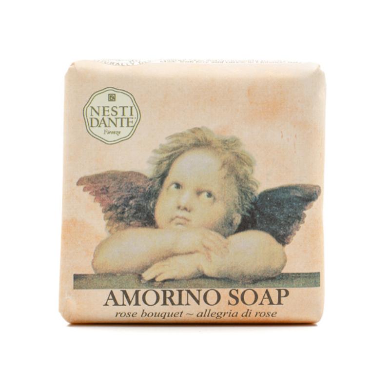 Amorino szappan - Rózsacsokor