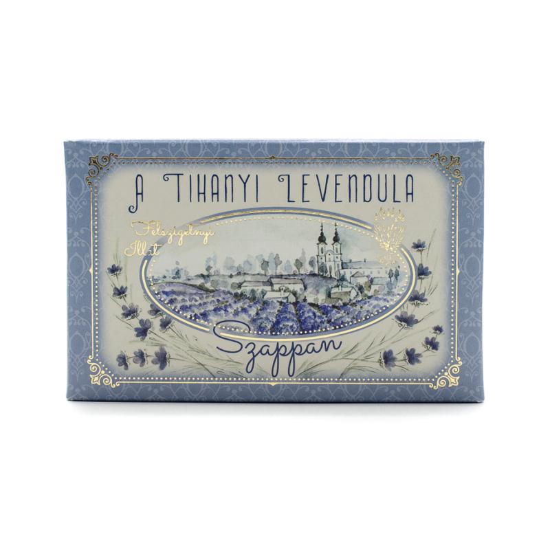 Tihanyi levendula mező szappan, kicsi