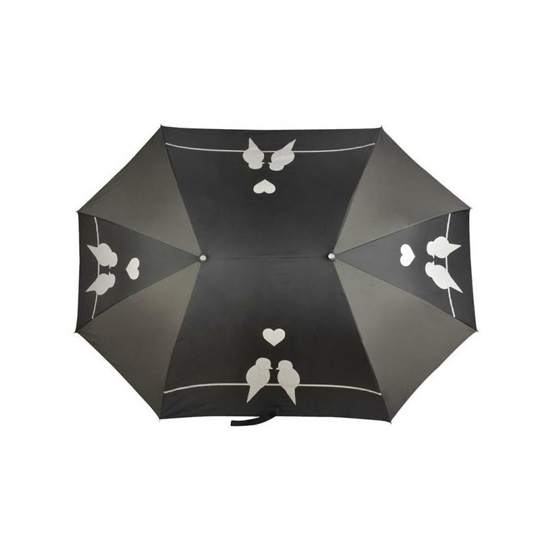 Kétszemélyes madárkás esernyő