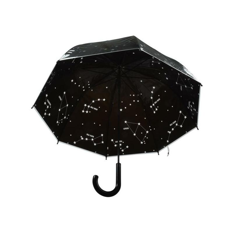 Csillagképes esernyő