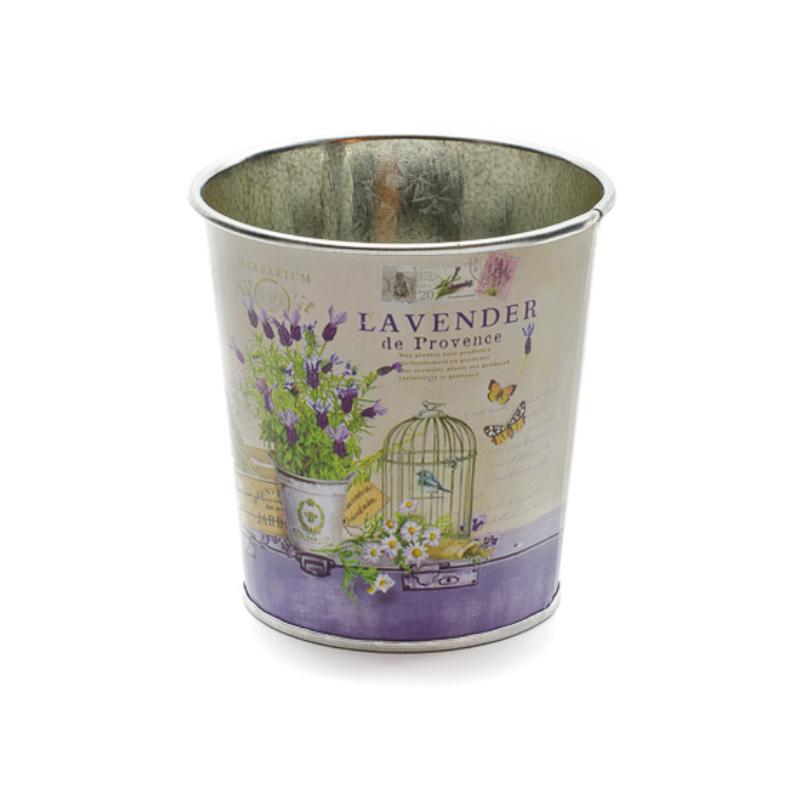 """""""Lavender"""" mini kaspók tálcán"""