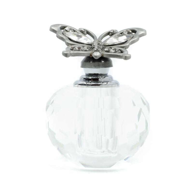 Pillangós parfümös üveg